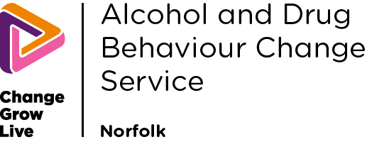 Alcohol and Drug Behaviour Change Norfolk logo