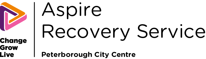 Aspire Recovery Peterborough City Centre logo