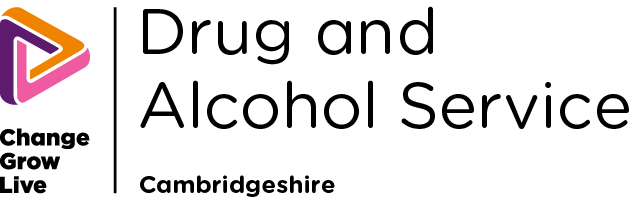 Drug and Alcohol Service Cambridgeshire logo in colour