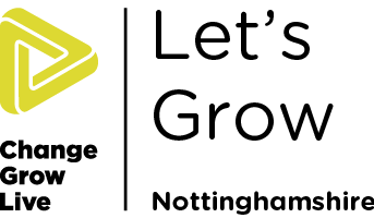 Let's Grow Nottinghamshire logo