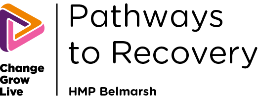 Pathways to Recovery HMP Belmarsh logo in colour