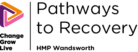 Pathways to Recovery Wandsworth logo in colour