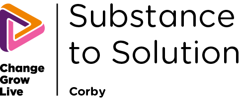 Substance to Solution Corby logo