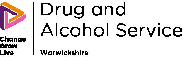 Drug & Alcohol service - Warwickshire logo