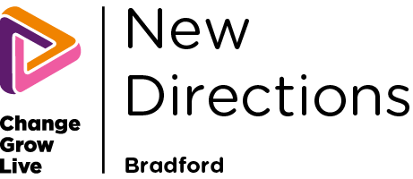 New Directions Bradford logo in colour
