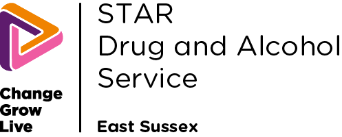 STAR East Sussex logo in colour
