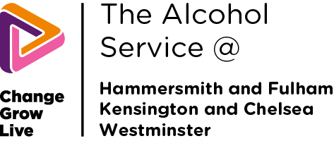 The Alcohol Service HFKCW logo in colour