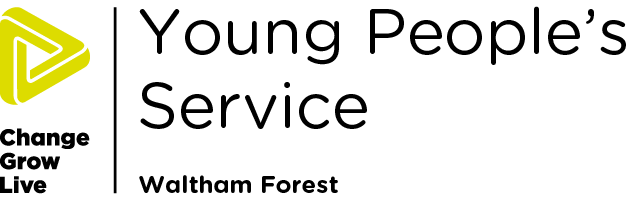 Young Peoples Service Waltham Forest logo in colour