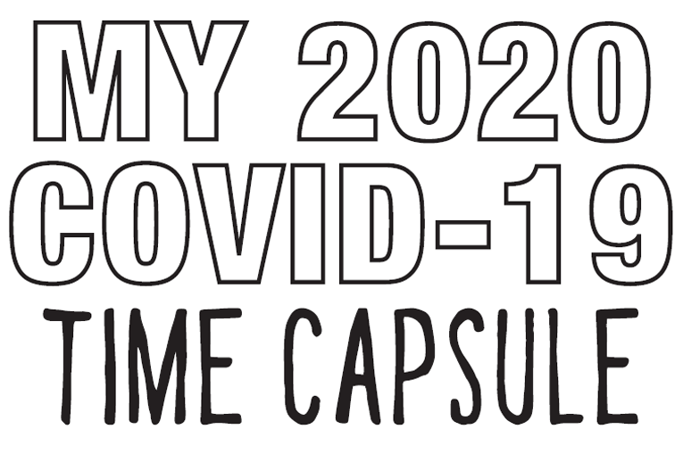 An image showing the time capsule
